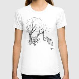 A Windy Day T-shirt