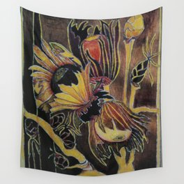 Protea No. 1 Wall Tapestry