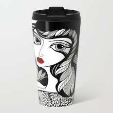 NAOMI Metal Travel Mug