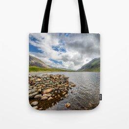 Idwal Lake Tote Bag