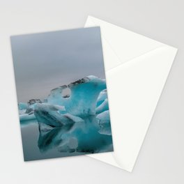 Ice, Ice, Baby Stationery Cards