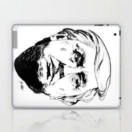 1 Timothy 6:5-10 (Black & White) Laptop & iPad Skin
