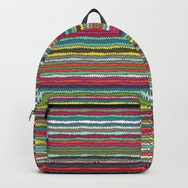 Honolulu chevron Backpack