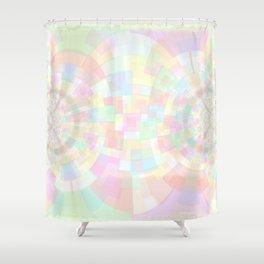 GS Geometric Abstrac 09BC S6 Shower Curtain