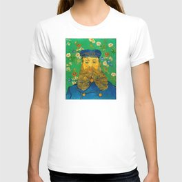 Vincent van Gogh - Portrait of Postman T-shirt