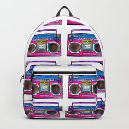 The Boom! Backpack