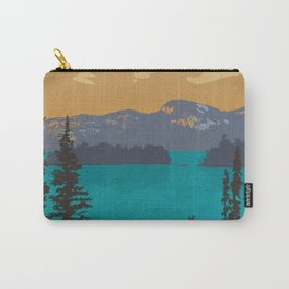 Killarney Park Poster Carry-All Pouch