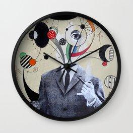 Mr SYNERGY Wall Clock