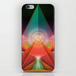 ∆ tune in iPhone Skin