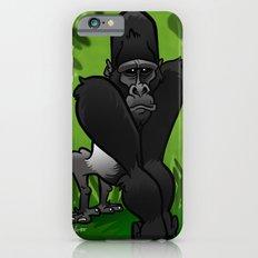 Silverback Gorilla Slim Case iPhone 6s