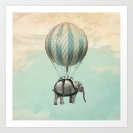 Jumbo (RM Art Print