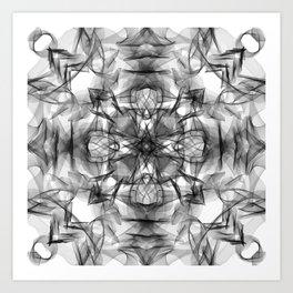 I'm a Blackstar... Almost! Art Print