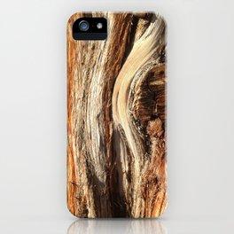 Stripped My Skin iPhone Case