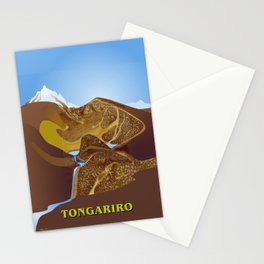 Magic Water - Tongariro National Park Stationery Cards