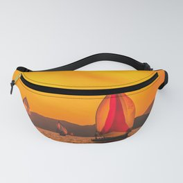 Solar wind Fanny Pack