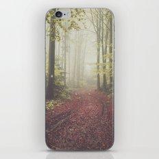 #autumn iPhone & iPod Skin