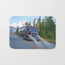 Trans Canada Trucker Bath Mat