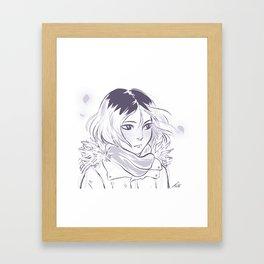 Kenma Framed Art Print