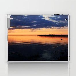 Sunset by the Lake Laptop & iPad Skin