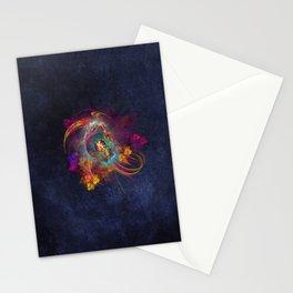 Other Side Fractal Art Stationery Cards