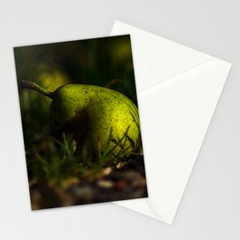Vitamins for autumn Stationery Cards