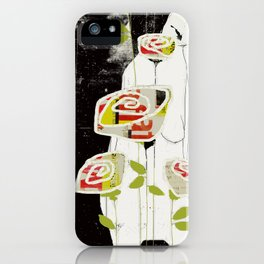 « sans titre » iPhone Case