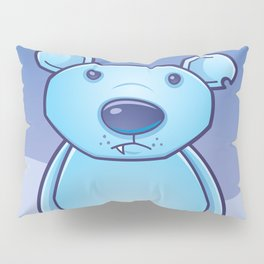 Polar Bear Cub Pillow Sham