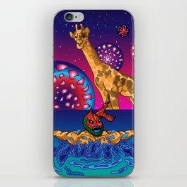 A Late NIght Dip in the Sea iPhone Skin