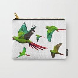 Slender-billed Parakeet (Enicognathus leptorhynchus) Carry-All Pouch