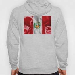 Peru Flag Hoody