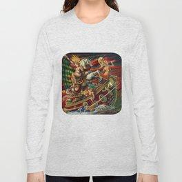 Party Boat to Atlantis Long Sleeve T-shirt