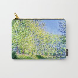 Monet: Bend in the River Ept Carry-All Pouch