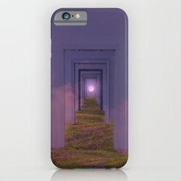 Secret passage iPhone Case