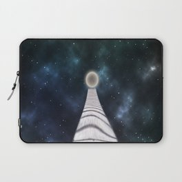 away to the moon Laptop Sleeve