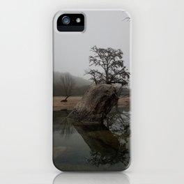 Serene Concan iPhone Case