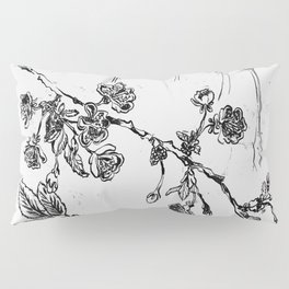 Botanical #CHERRIES Pillow Sham