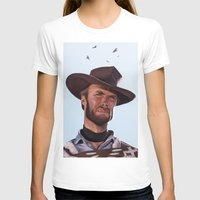 clint barton T-shirts featuring Clint by Mark Hammermeister