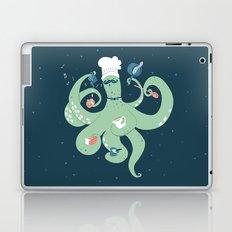 The Octopus Chef Laptop & iPad Skin