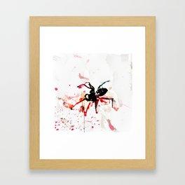 Murder Spider The Nth Framed Art Print