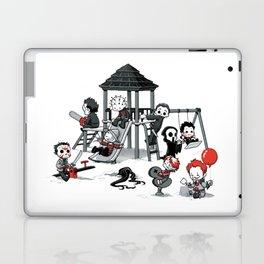 Horror Park Laptop & iPad Skin