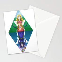 Hyrule // Lorule Stationery Cards
