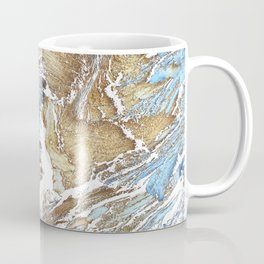 Woody Silver Coffee Mug