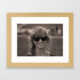 Jessie Framed Art Print