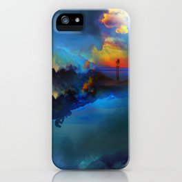 Time keepers iPhone Case