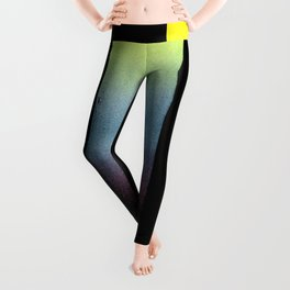 Rainbow watercolor  Leggings