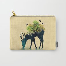 Watering (A Life Into Itself) Carry-All Pouch