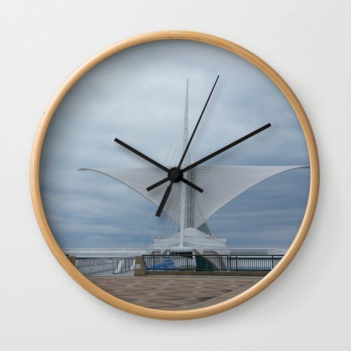 Milwaukee Wings Wall Clock