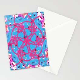 Bright Electricity Stationery Cards