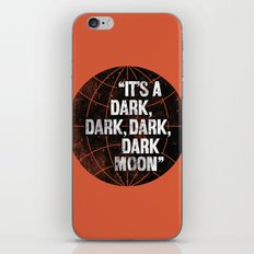 Dark Moon iPhone & iPod Skin