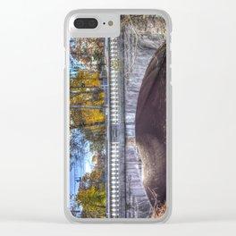 The Headless Horseman Bridge Clear iPhone Case